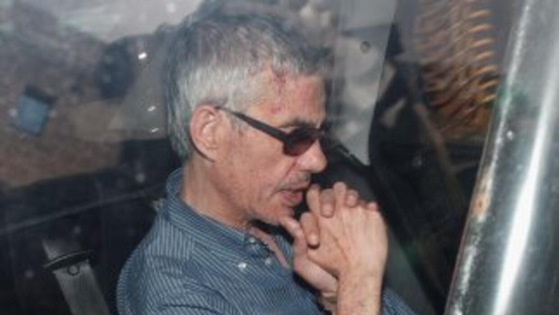 Francisco José Garzón Amo, conductor del tren accidentado en Santiago de...