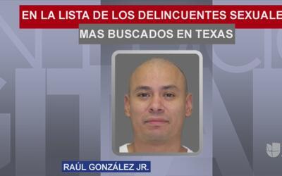 Un hombre de Fort Worth llega a la lista de los delincuentes sexuales má...