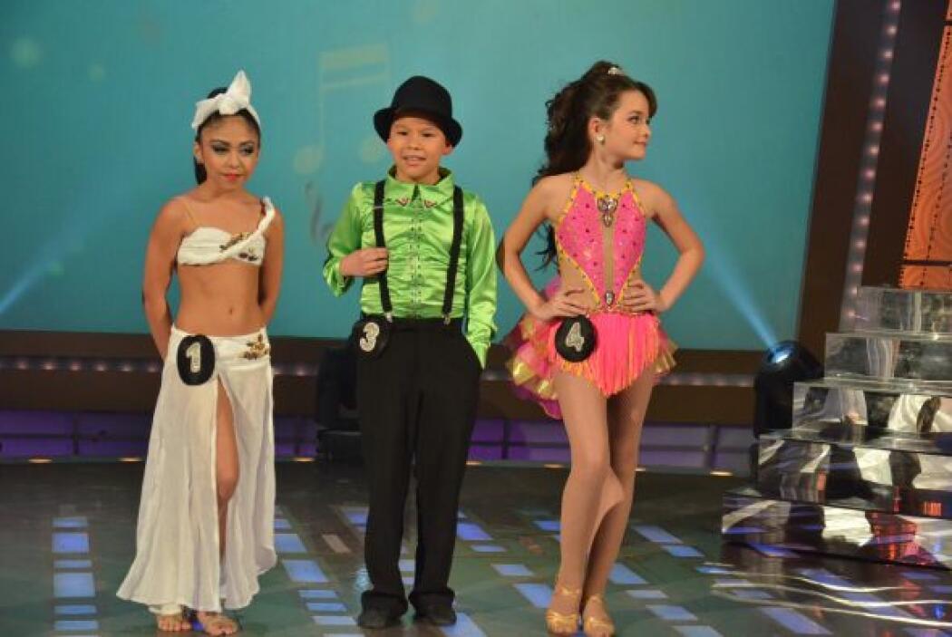 La votación está muy reñida entre estos tres extraordinarios bailarines...