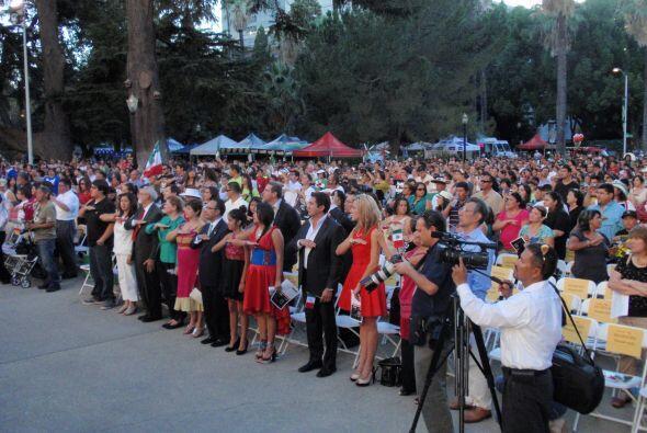 Fiestas de independencia en Sac State   Día: 16de Septiembre   Lugar: Sa...