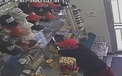 Policía de Houston y Crime Stoppers pide ayuda del público para identifi...