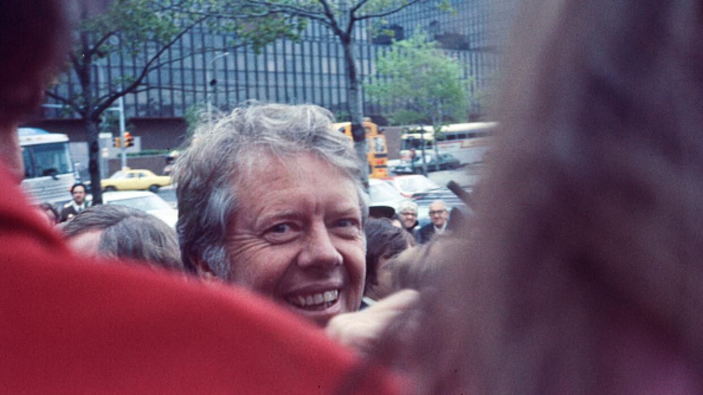 Jimmy Carter, toma de posesión 1977