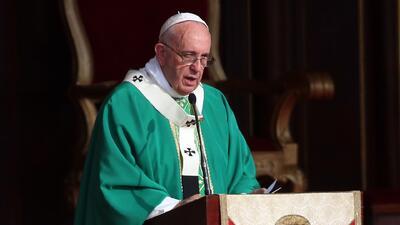 Colombia reacciona ante los deseos del Papa