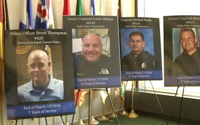 Millonaria donación para asegurar el futuro de las familias de policías...
