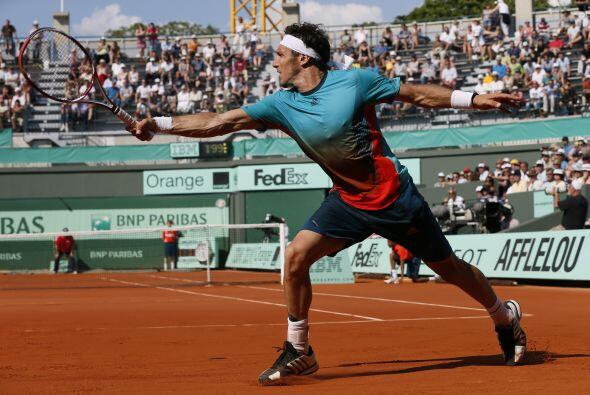 Juan Mónaco podrá vengar a su compatriota Berlocq en la segunda ronda cu...