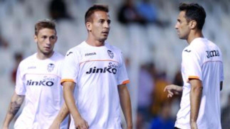Los 'Naranjeros' no se pudieron ir de Bilbao con los tres puntos.