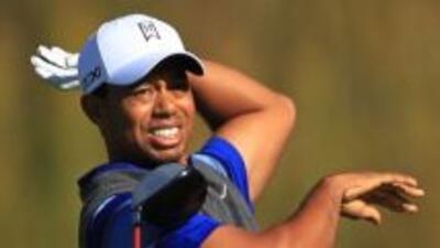 Tiger acumula 26 torneos oficiales sin victorias.
