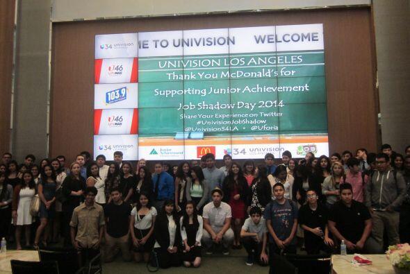¡Felicidades a todos los estudiantes que participaron en el evento de Ju...