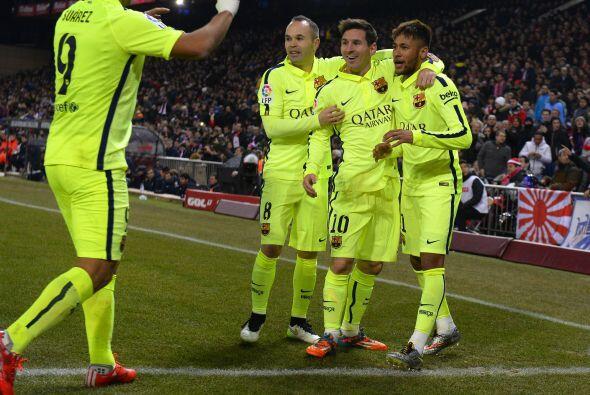Tanto el técnico catalán como la afición culé esperan que el rendimiento...