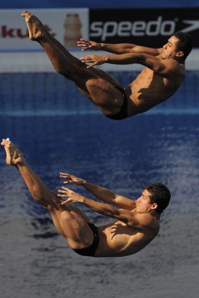 Disfruta de las mejores imágenes del día 4 del Mundial de Natación que s...