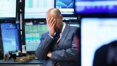 El comportamiento de Wall Street no ha sido positivo en las últimas fechas.
