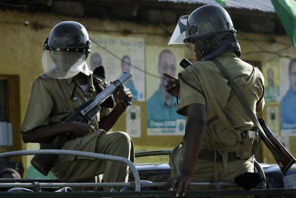 Dos británicas de 18 años sufrieron un ataque con ácido en Zanzíbar, seg...