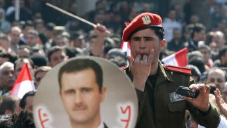 Los días del régimen de Bashar al-Assad en Siria están contados, reconoc...