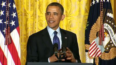 Presidente Obama presenta proyecto BRAIN