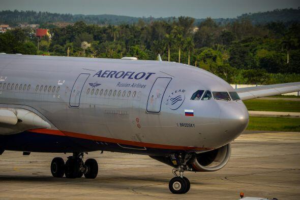 1- Aeroflot encabeza la lista aerolíneas según las muertes que ha tenido...