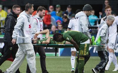 Diego Valeri, lesionado, se perderá el partido ante FC Dallas.