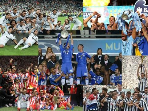 El fútbol del Viejo Continente nos dejó mucho en este a&nt...