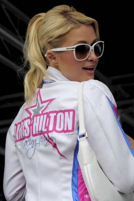 8.- Paris Hilton: Aunque la socialité no cuenta con una vasta colección...