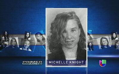 La familia de Michelle Knight acudió a  la casa de Gina de Jesús para sa...
