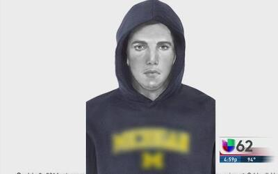 Piden la cooperación para identificar a presunto criminal