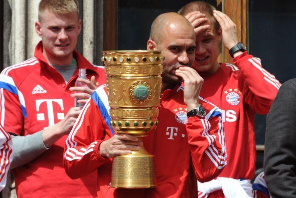 El séptimo lugar lo ocupa el club de futbol alemán Bayern...