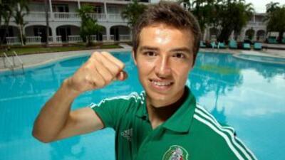 Erick 'Cubo' Torres convocado a la selección mexicana para los amistosos...