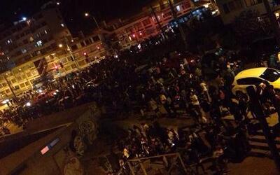 Terremoto en Chile pone en alerta de tsunami a 7 países