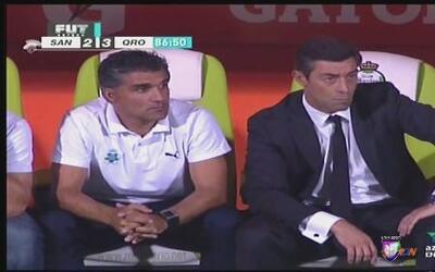 Querétaro liquida a Santos y es segundo en la tabla
