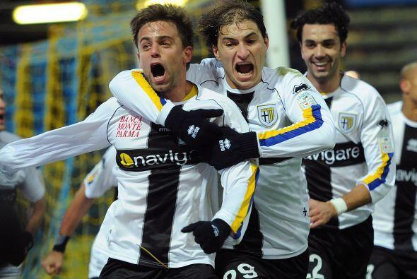El Parma tuvo una gran respuesta al empatar a tres casi al final del enc...