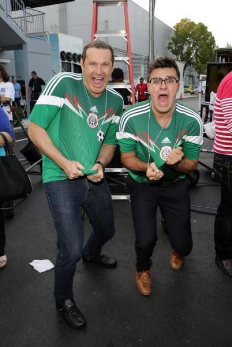 """""""Q tal la pasión por el fútbol? Jajaja esta re loco el @PAULSTANLEYD per..."""