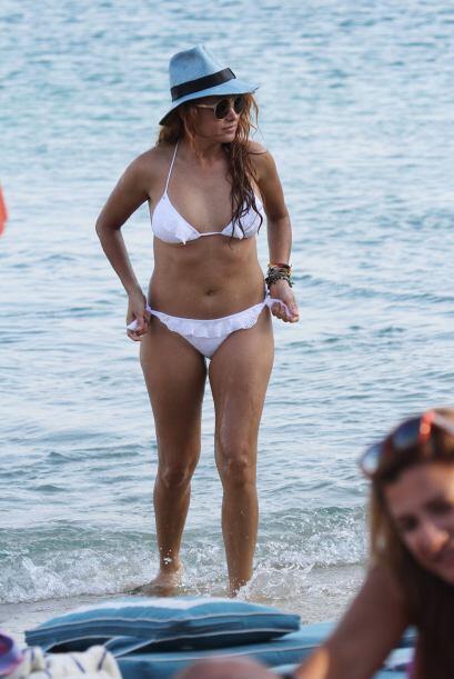 La cantante Paulina Rubio tampoco toma las mejores decisiones a la hora...