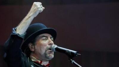 Joaquín Sabina nos metió tremendo susto; el cantautor estaba dando un co...
