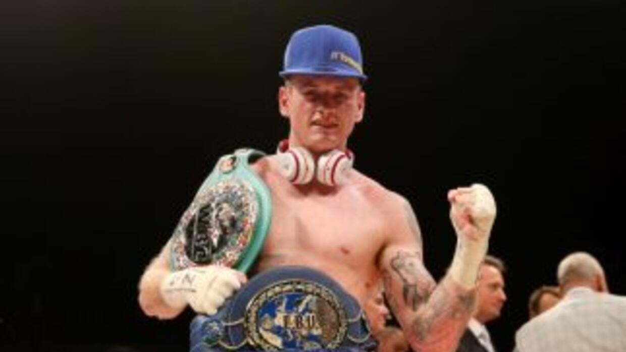 George Groves derrotó a Christopher Rebrasee.