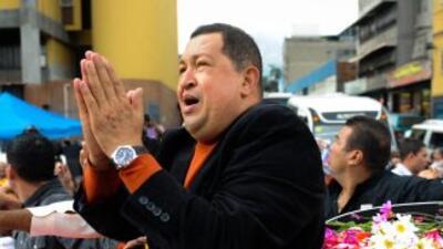 El presidente de Venezuela ha hecho anuncios, celebrado, dado pésames e...
