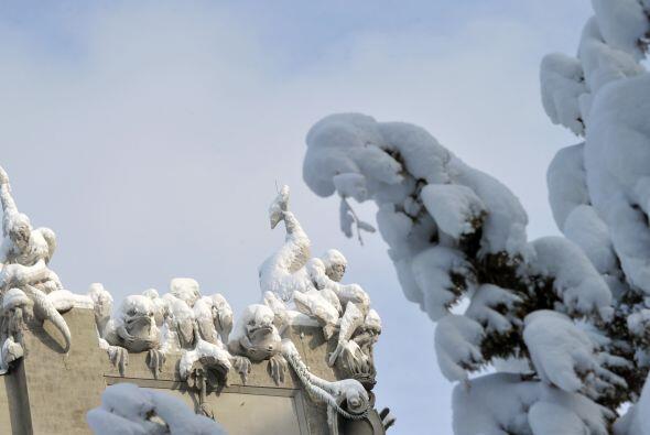 El Centro Meteorológico ucraniano pronostica una semana dominada...