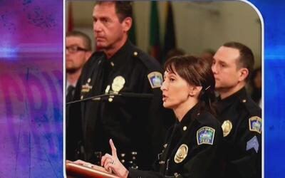 Una mayor de la policía de Coral Gables podría ser despedida de su cargo