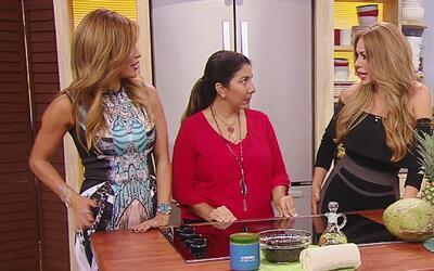 Qué comer, qué no comer, y cómo eliminar la celulitis: Claudia Molina lo...