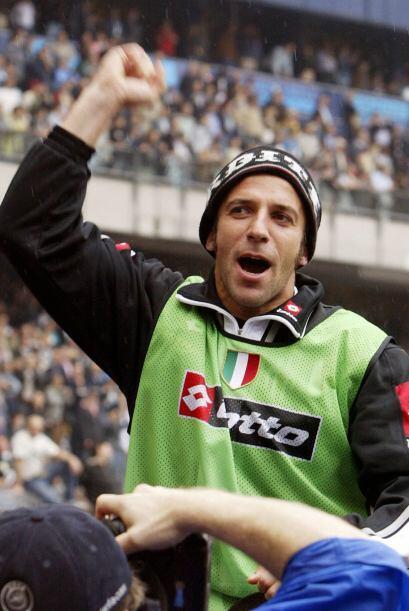 Con Juventus ha conseguido más títulos de la Serie A.