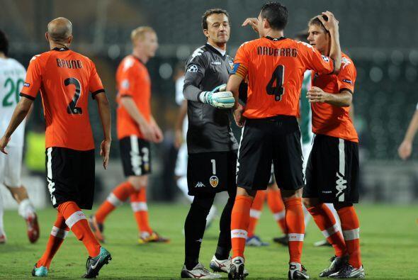 Al son de 4-0, el valencia inició con pie derecho su participación en la...