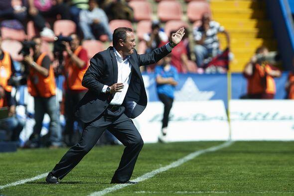¿Será Juan Ignacio Martínes, entrenador del Levante...