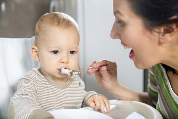 Entre los 7 y los 9 meses podrías agregar las carnes y, poco desp...