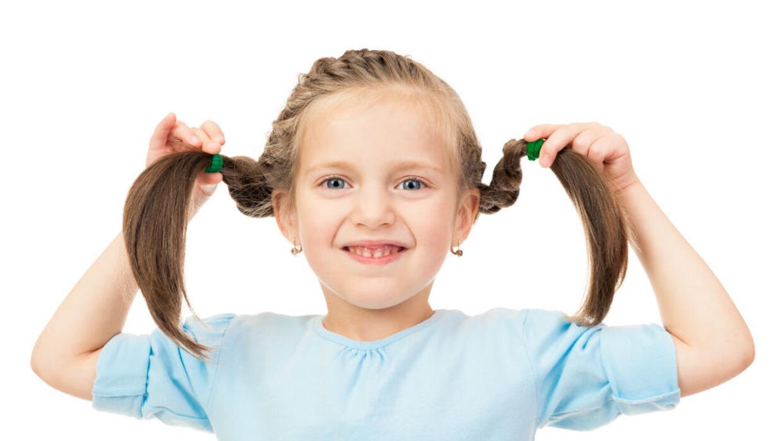 Peinados para niñas coquetas