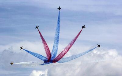 Disfrute este fin de semana del Air Show en Miami Beach