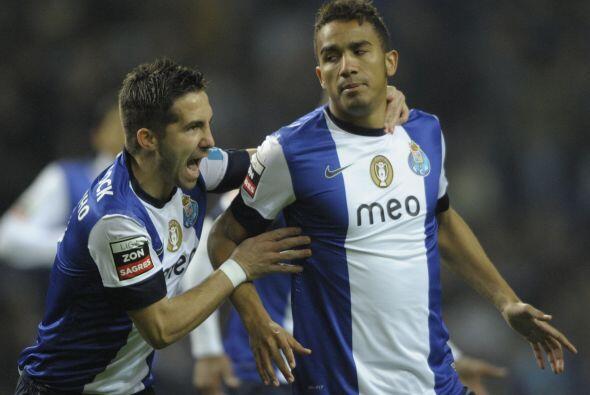 Brasileño triunfando en la Liga portuguesa con el Porto, hablamos de Dan...