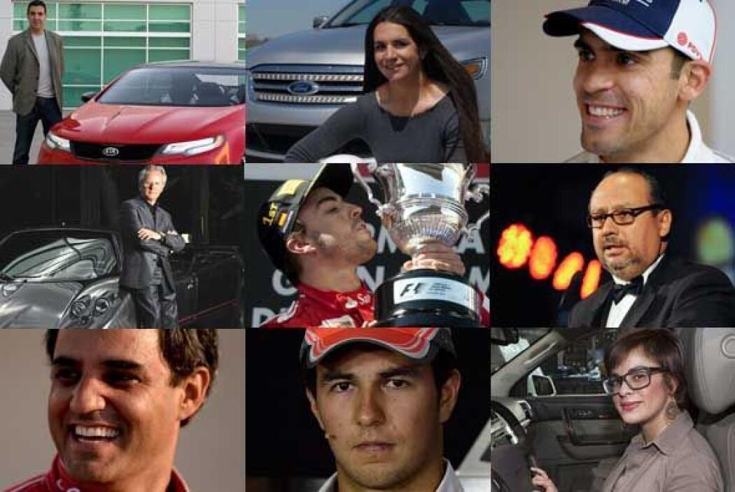La industria automotriz es una que está plagada de gente de todos los or...