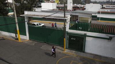 Centro de detención Agujas, en México, donde permanece Couch.