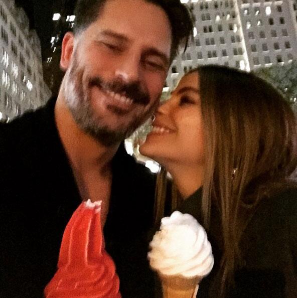 Todas las veces que Sofía Vergara sale comiendo en su Instagram