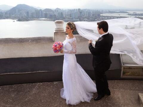 Si te vas a casar y quieres congelar el momento de una forma únic...