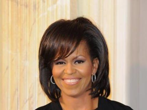 Michelle Obama es una de las mujeres más queridas por el pueblo n...