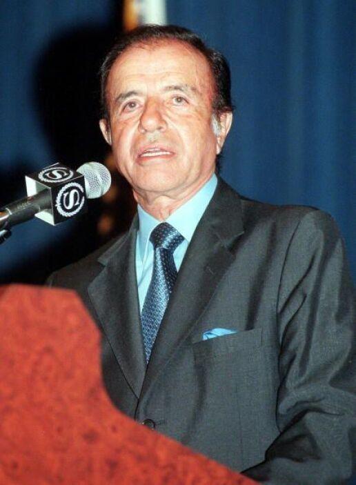 El argentino Carlos Menem es por ahora el último de la larga fila de exg...